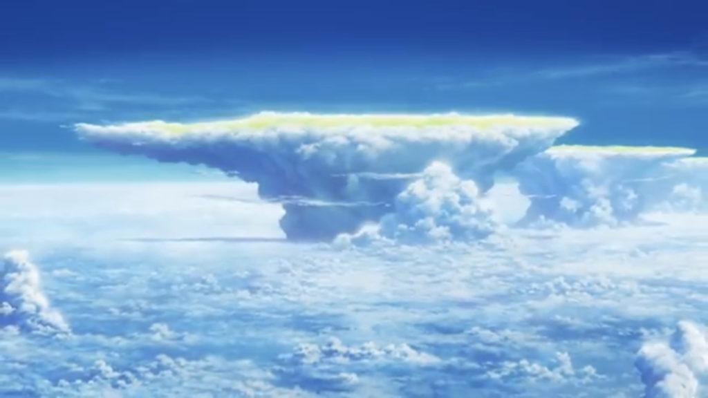天気の子,かなとこ雲