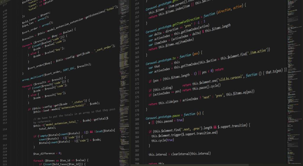 テクノロジー,プログラミング
